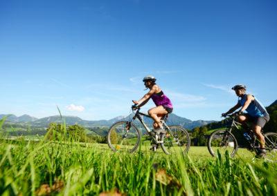 Rad fahren in Pyhrn-Priel