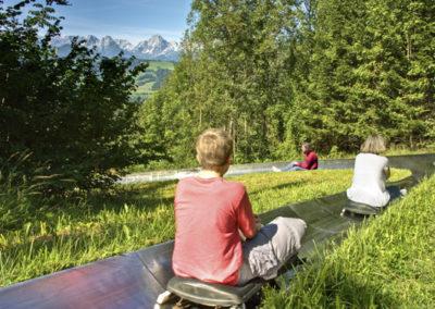 Sommerrodelbahn am Wurbauerkogel